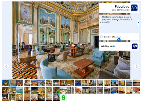 Hotel Pestana Palácio do Freixo