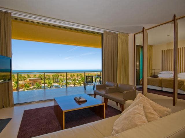Melhores hotéis no Algarve