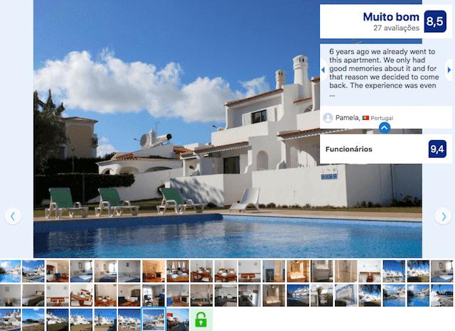 Oura Parque Apartamentos Turísticos em Albufeira - Algarve