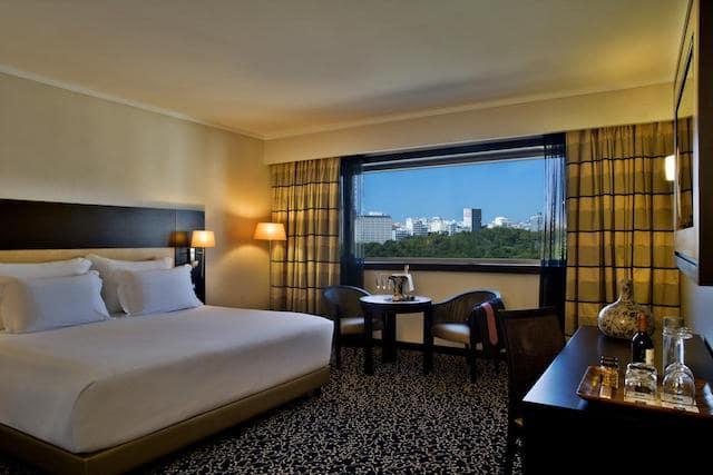 SANA Lisboa Hotel - quarto