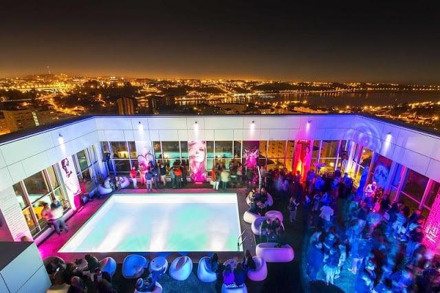 Melhores hotéis no Porto