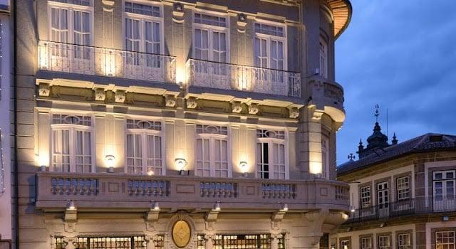 Dicas de hotéis em Guimarães: centro