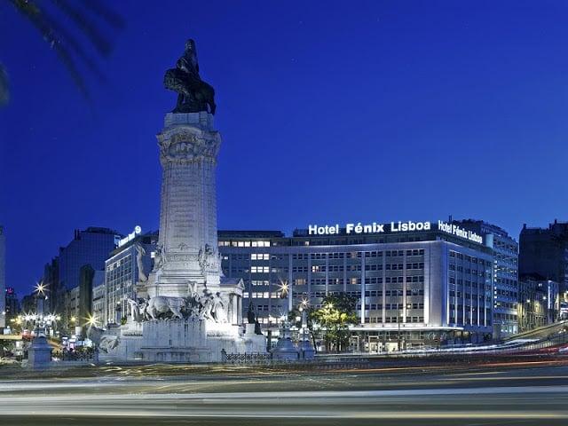 Dicas de hotéis em Lisboa - Marquês de Pombal