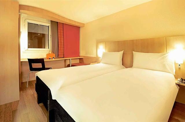 Hotel Ibis Lisboa Liberdade - quarto