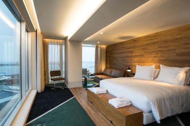 Hotel Azor nos Açores - quarto