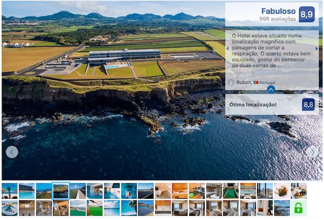 Pedras do Mar Resort & Spa nos Açores