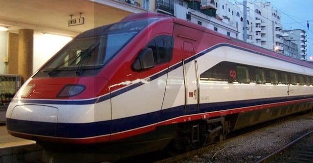 Trem Alfapendular de Lisboa a Coimbra