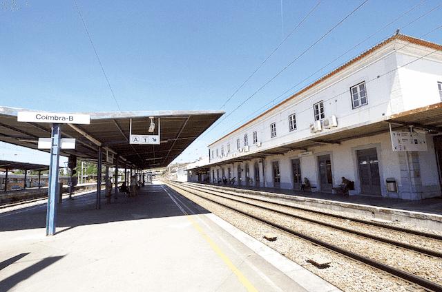 Estação Coimbra-B