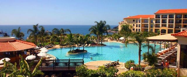 Hotel de luxo na Madeira - Hotel Porto Mare