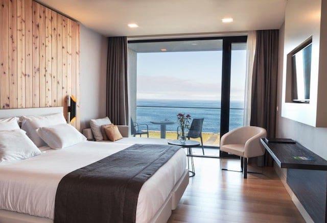Pedras do Mar Resort & Spa nos Açores - quarto
