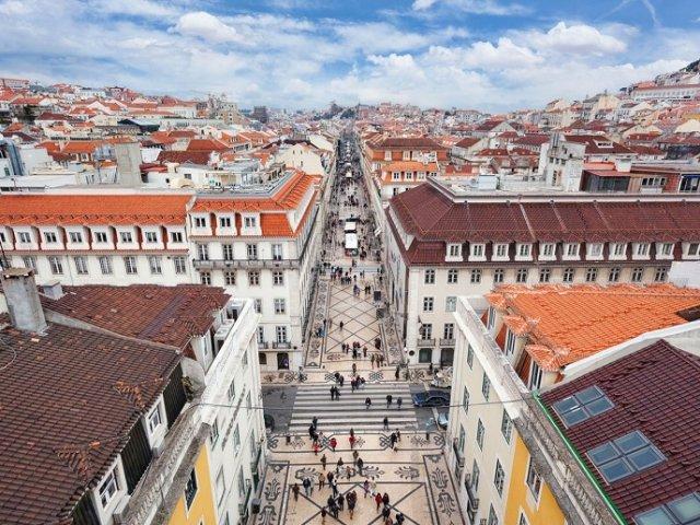 Como transferir dinheiro para Lisboa