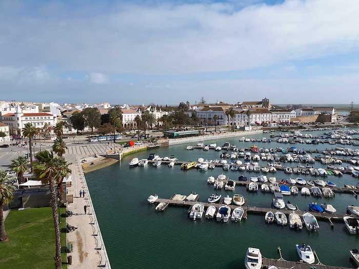 Faro no Algarve