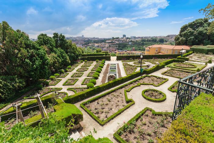 Jardim doPalácio de Cristal