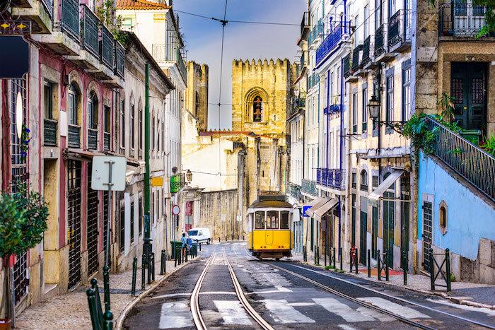 Roteiro de oito dias em Portugal
