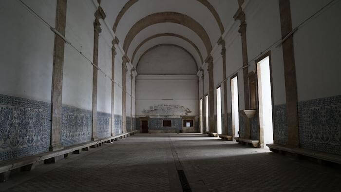 Mosteiro de Santa Clara a Nova em Coimbra