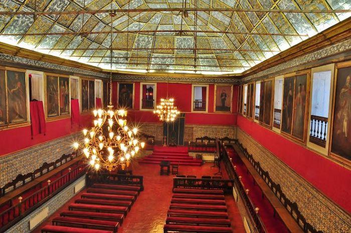 Visitar a Biblioteca Joanina em Coimbra