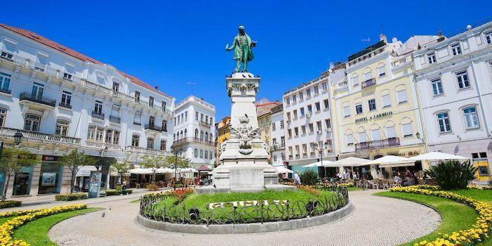 Sol em Coimbra