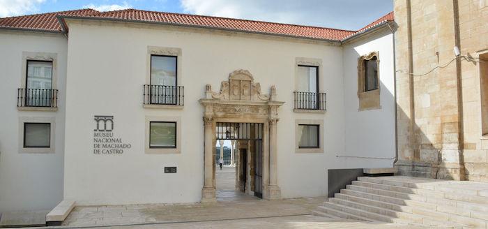 Visitar o Museu Nacional de Machado de Castro