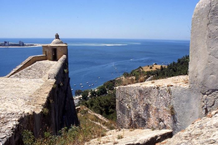 Forte de São Filipe em Setúbal