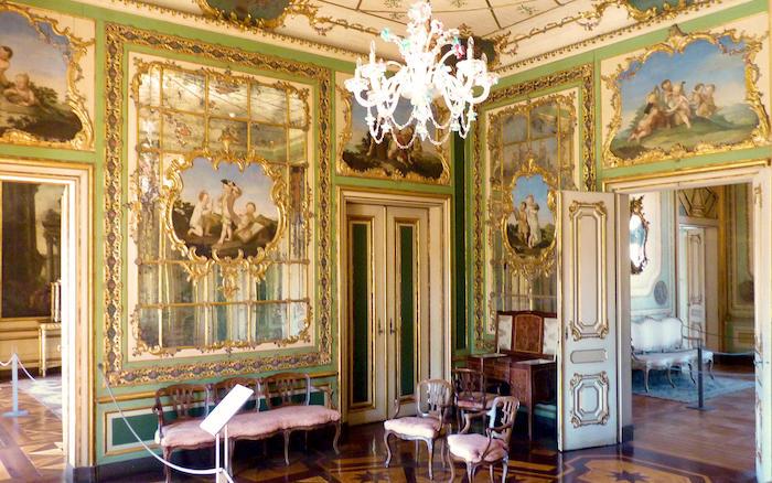 Palácio de Queluz em Sintra