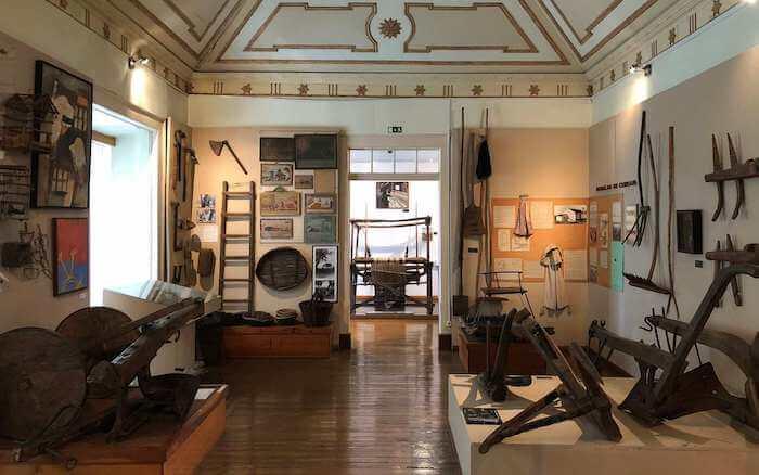 Museu de Arqueologia e Etnografia em Setúbal
