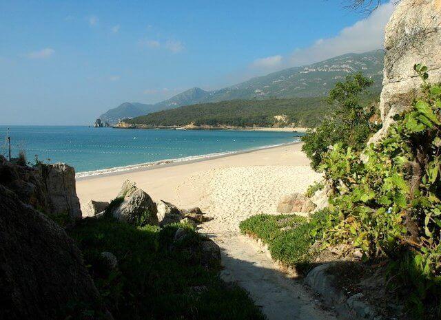 Melhores praias de Setúbal