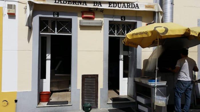 Restaurante Taberna da Eduarda em Setúbal