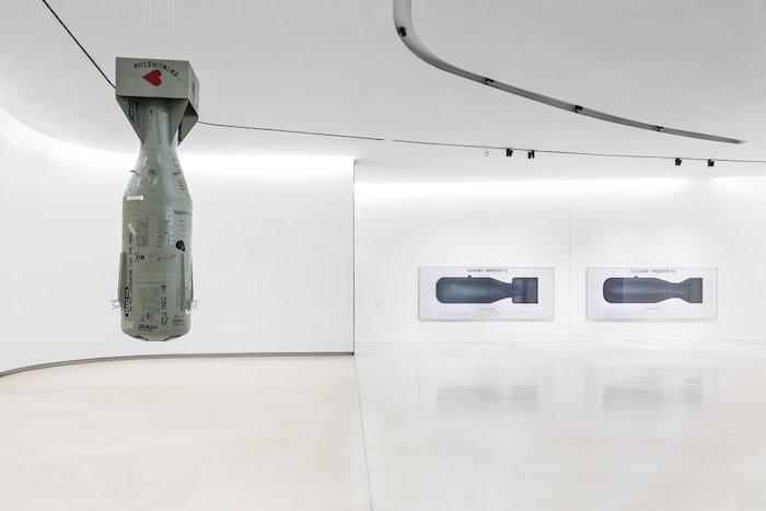 Exposição no MAAT em Lisboa