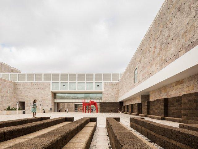 Centro Cultural de Belém em Lisboa