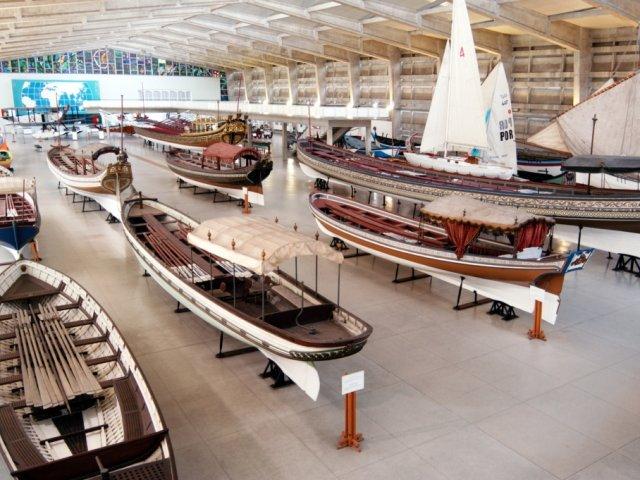 Museu da Marinha em Lisboa