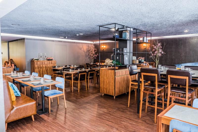 Restaurante Clube Lisboeta no Príncipe Real em Lisboa