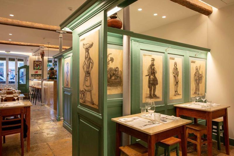 Restaurante Faz Frio no Príncipe Real em Lisboa