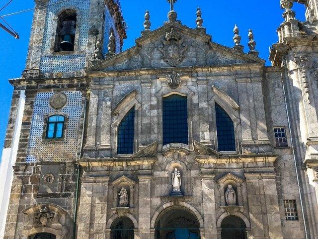 Igreja das Carmelitas no Porto