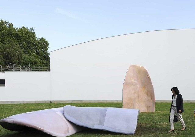 Museu de Arte Contemporânea de Serralves no Porto