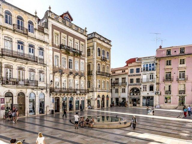 Como transferir dinheiro para Coimbra