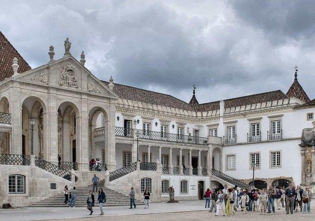 Remessas internacionais para Coimbra