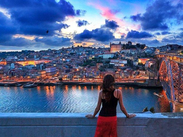 Como transferir dinheiro para Porto