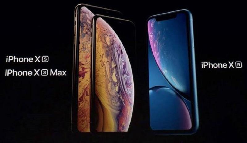 iPhone XR, iPhone XS e iPhone XS Max