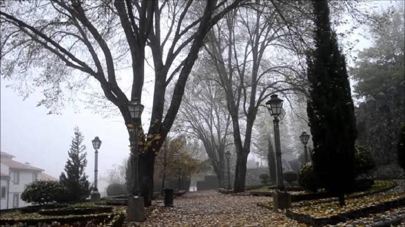 Outono em Bragança