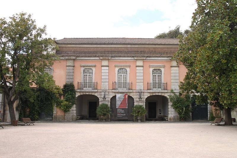 Museu do Traje no Palácio Angeja-Palmela em Lisboa