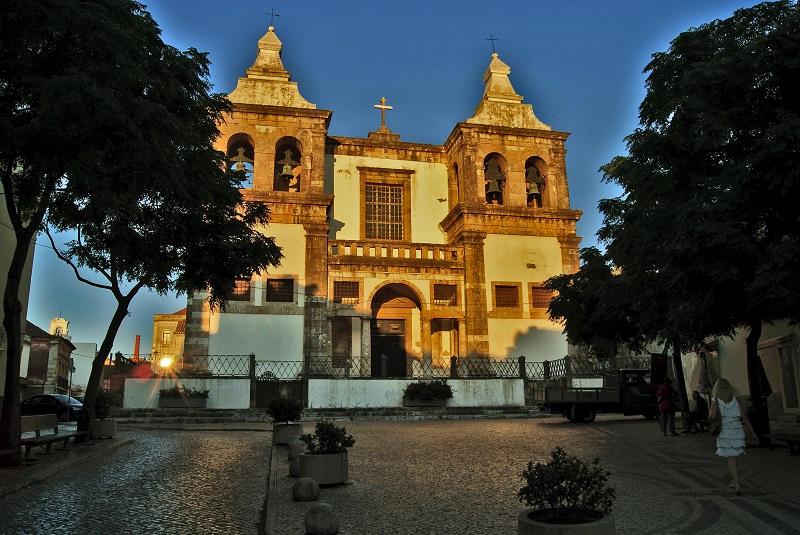 Igreja de Santa Maria da Graça em Setúbal