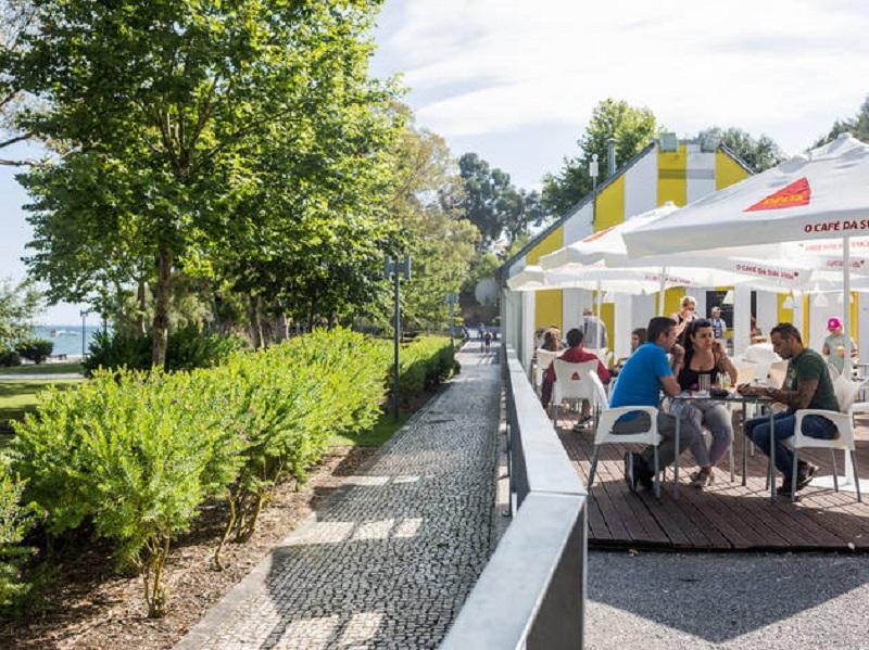 Bar In Sado Valencia no Parque Urbano de Albarquel