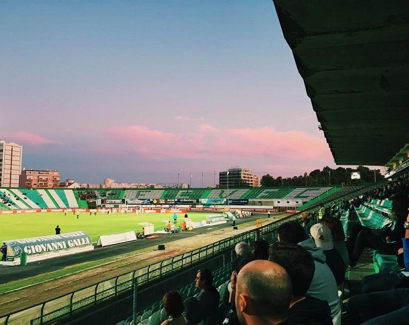Estádio do Bonfim em Setúbal