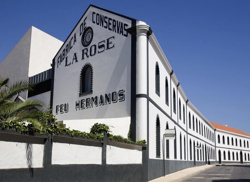 Museu de Portimão no centro da cidade