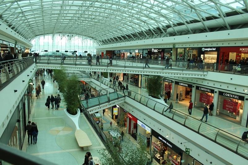 Shopping em Portugal