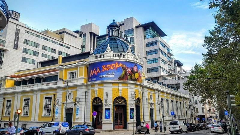 Teatro em Lisboa